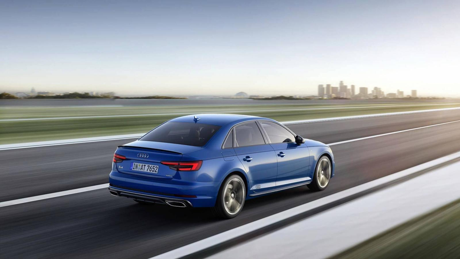 Audi A4 S Line 2019 resena ventajas desventajas
