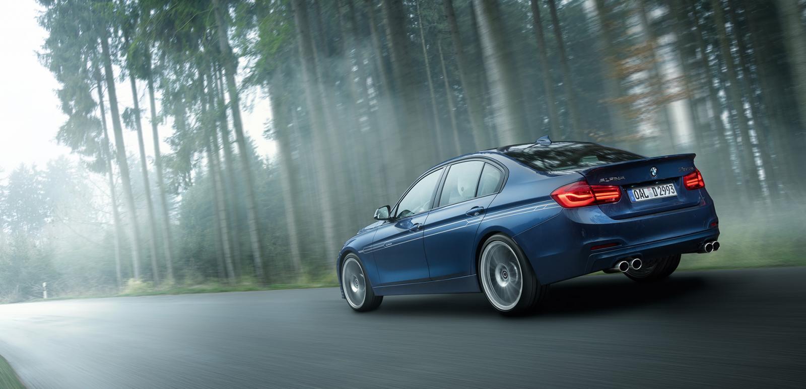 Alpina advierte que los límites de velocidad afectan directamente a los fabricantes de autos con altas prestaciones
