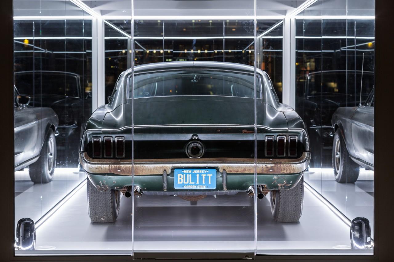Los autos más valiosos en la historia del cine