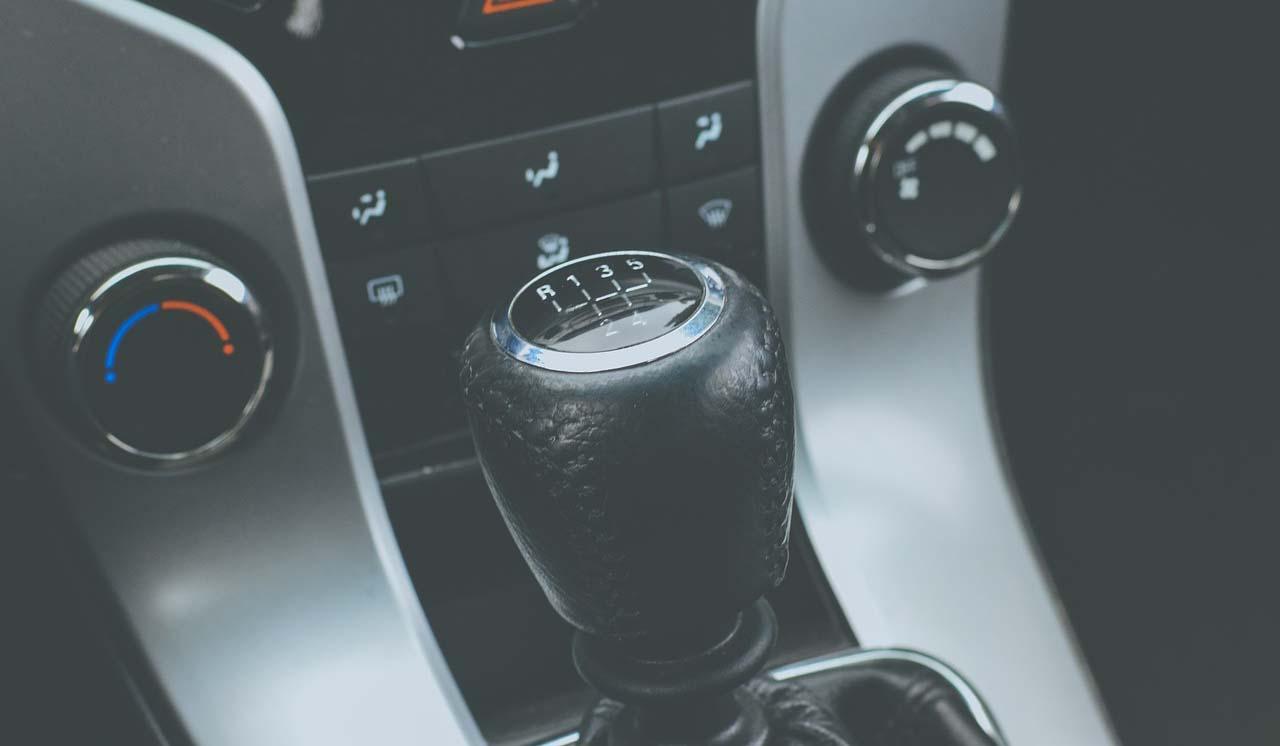 Diagnóstico de fallas de transmisión manual