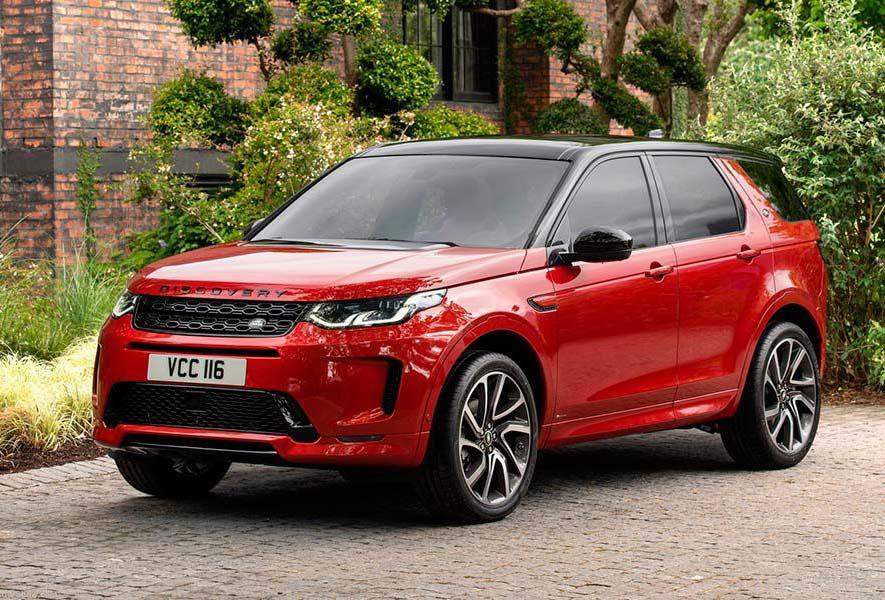 La Land Rover Discovery Sport HSE Luxury 2019 reemplazó a la Freelander en el catálogo