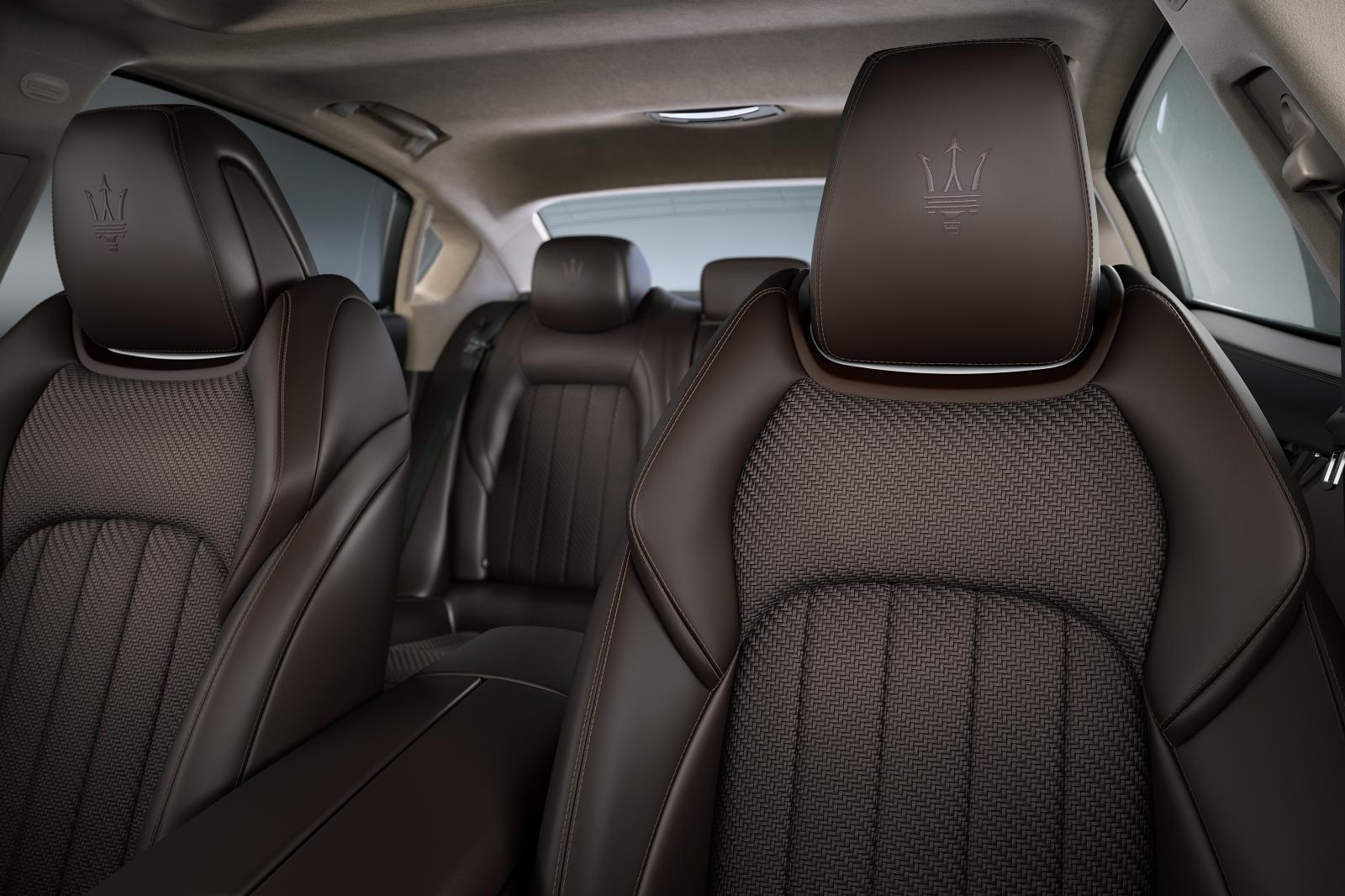 Interior Maserati Quattroporte