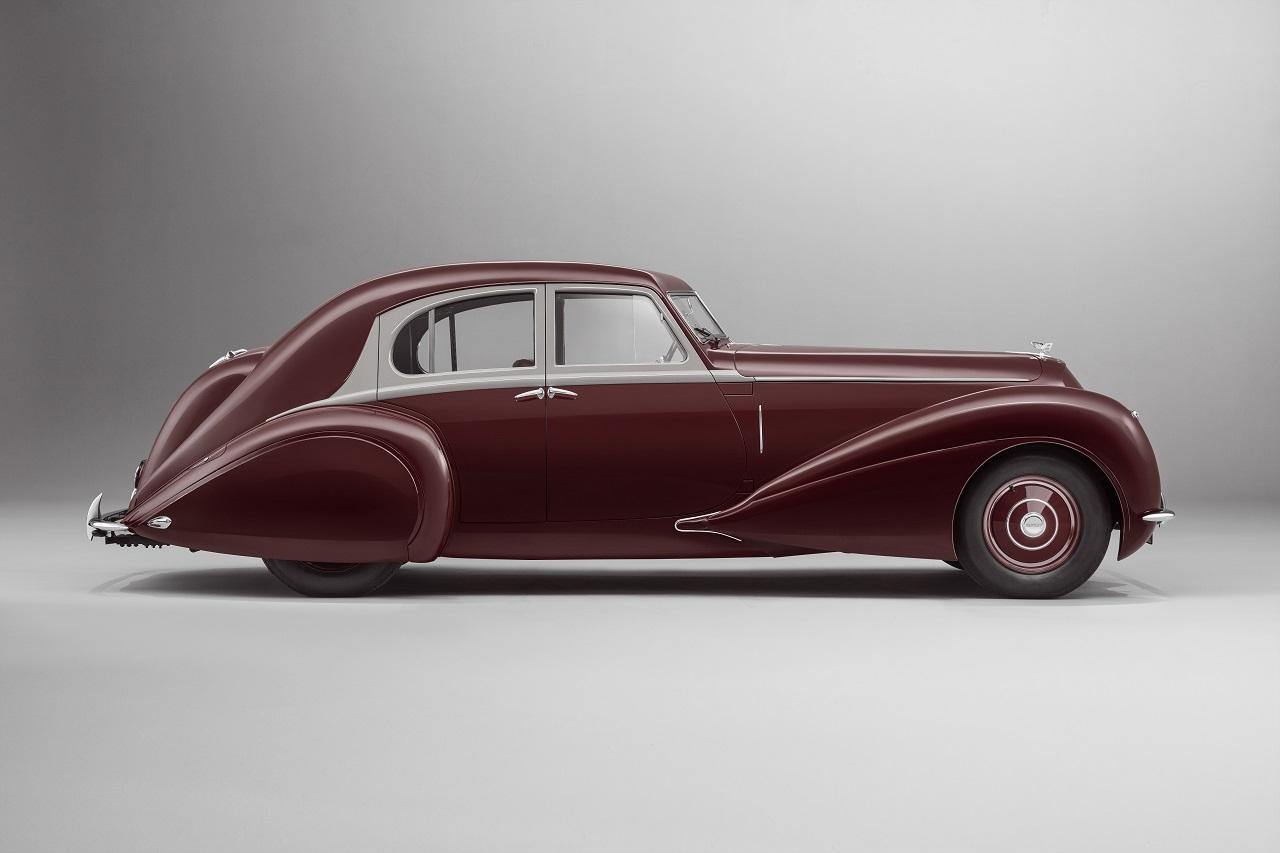 Mulliner recrea al desafortunado Bentley Corniche de 1939