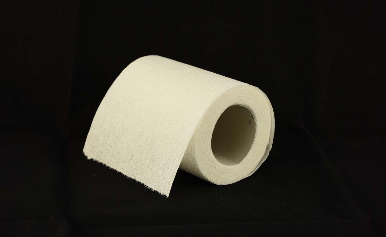 Rollo de papel higiénico