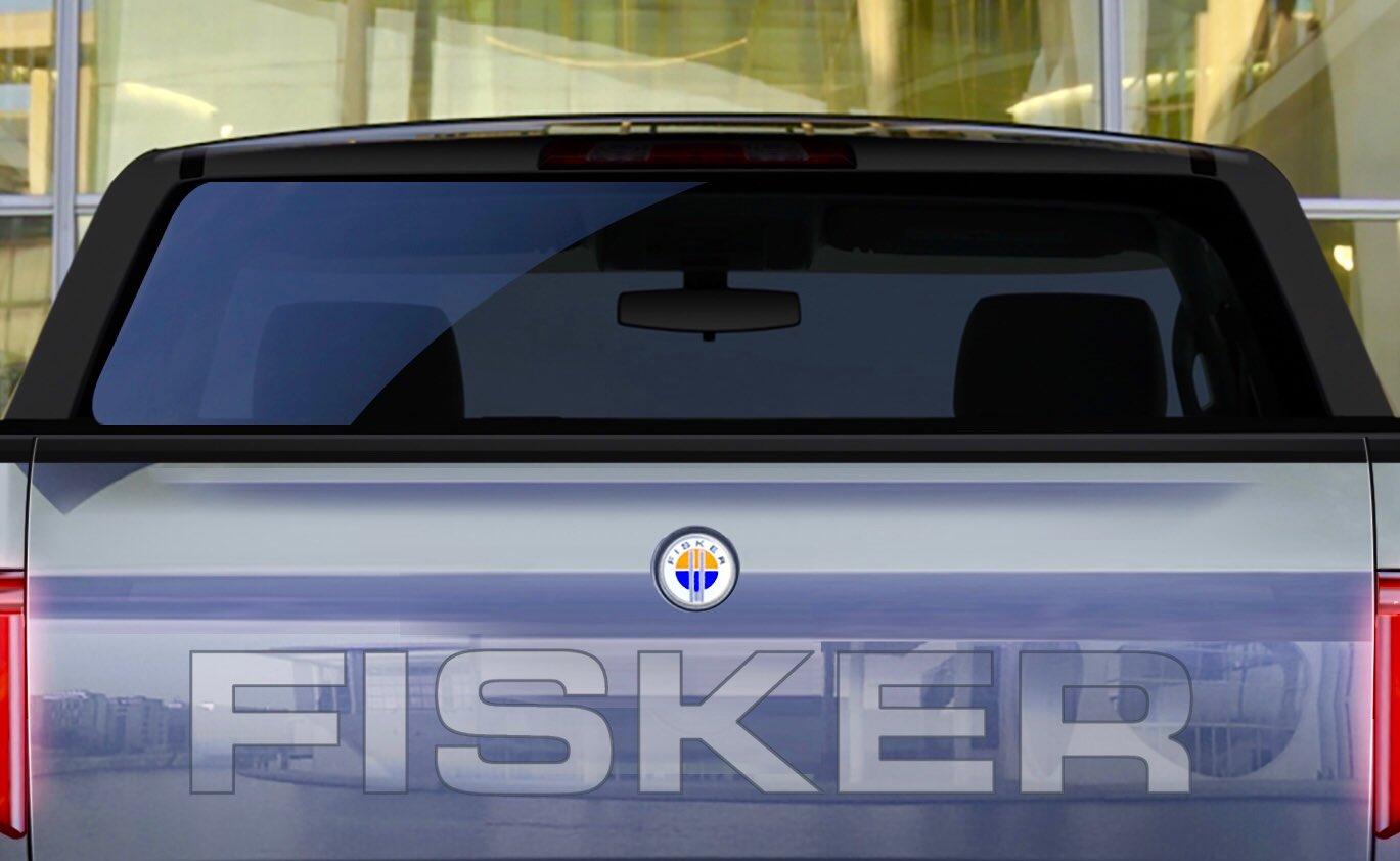 Fisker pick-up