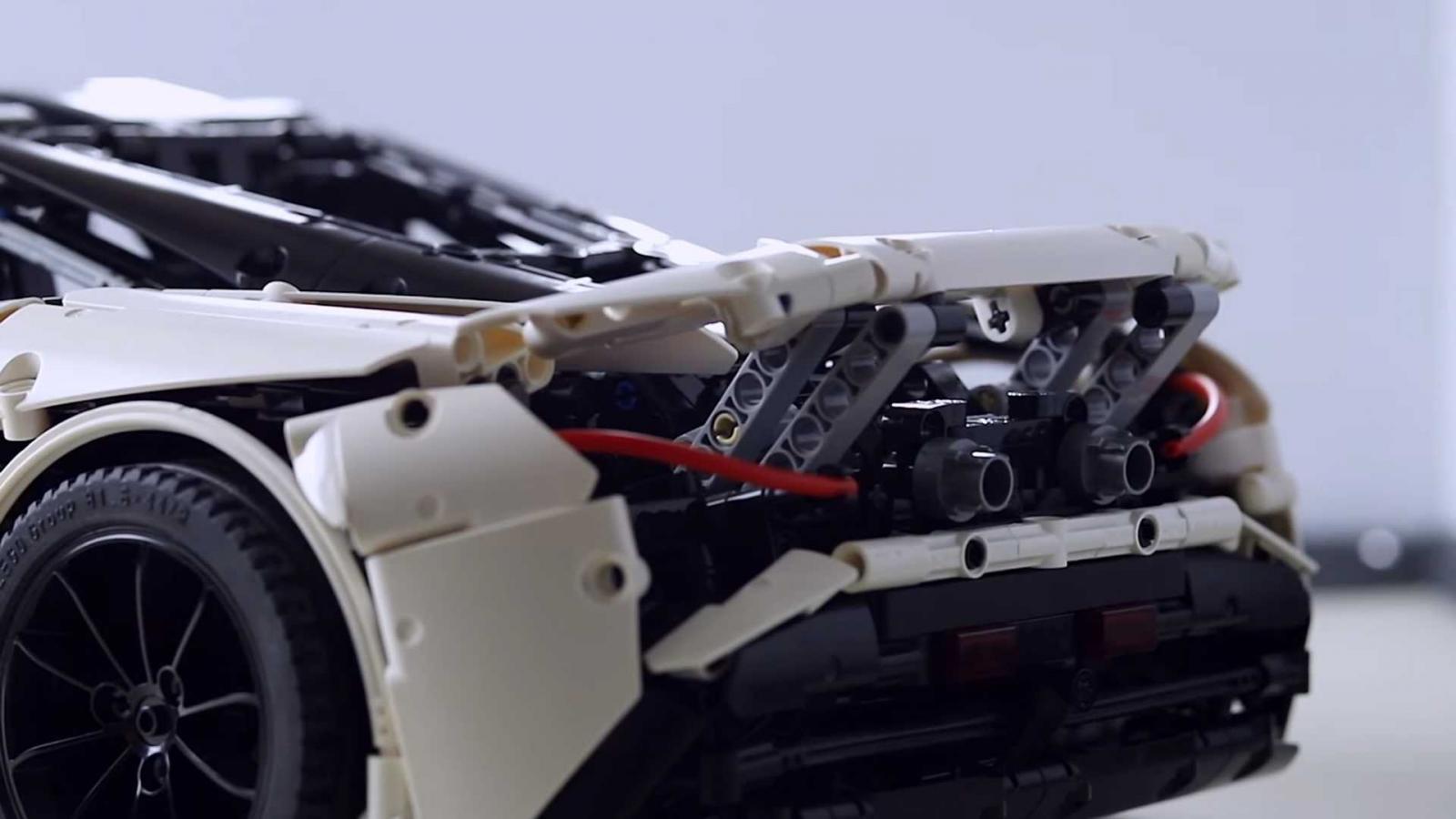 McLaren 720S Lego Technic