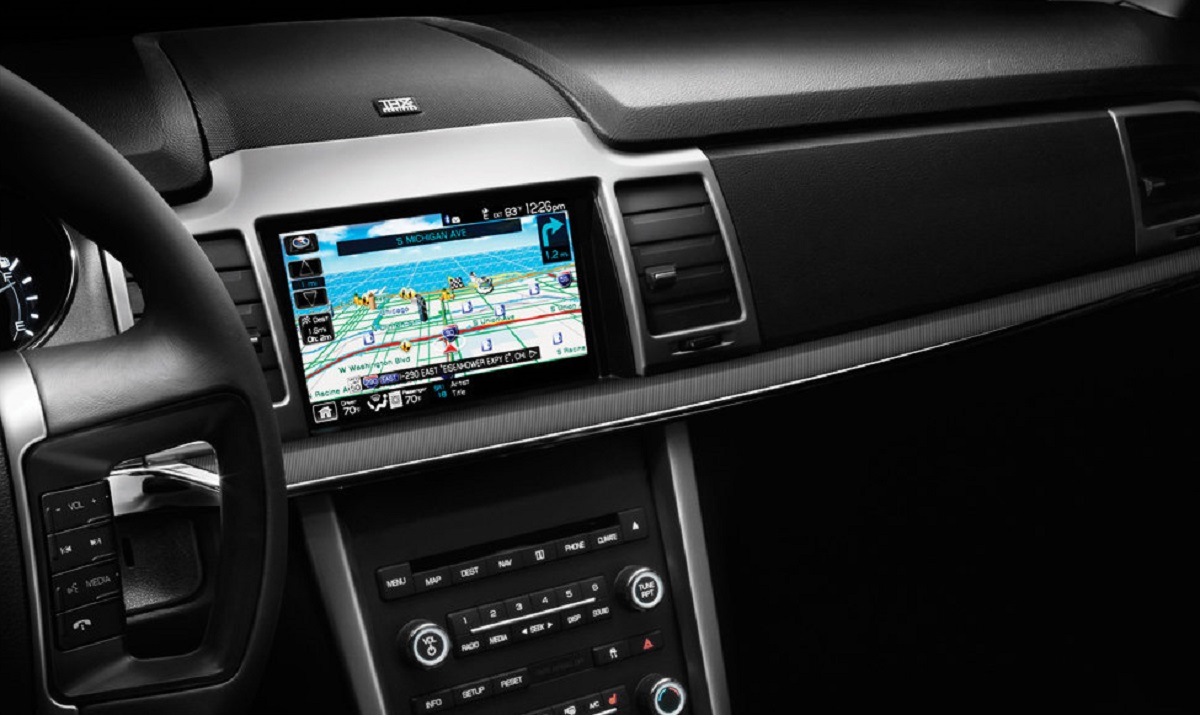 Lincoln MKZ 2010 MyLincoln Touch