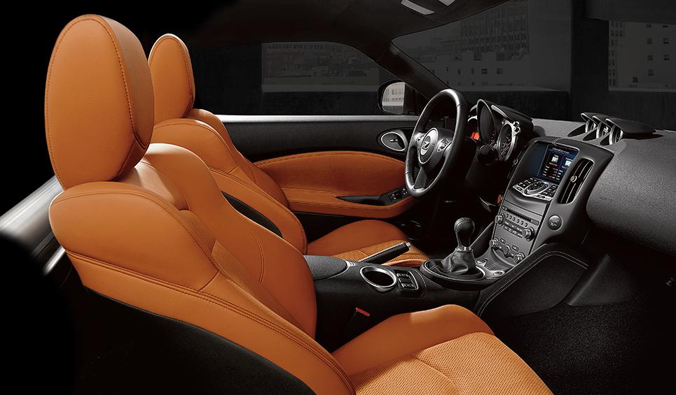 El Nissan 370Z 2020 precio en México ofrece un nivel de confort decente con sus asientos calefactables