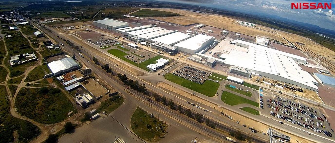 Nissan alcanza los 13 millones de unidades producidas en México