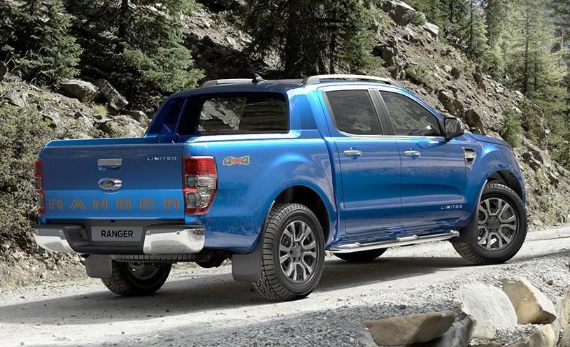 Ford ranger 2019 precio