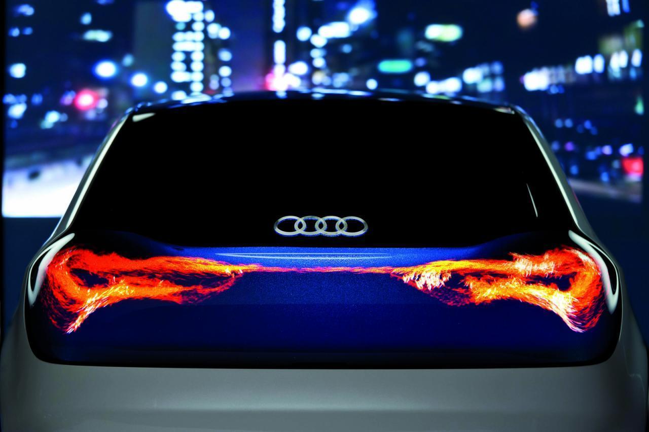 Audi The Swarm