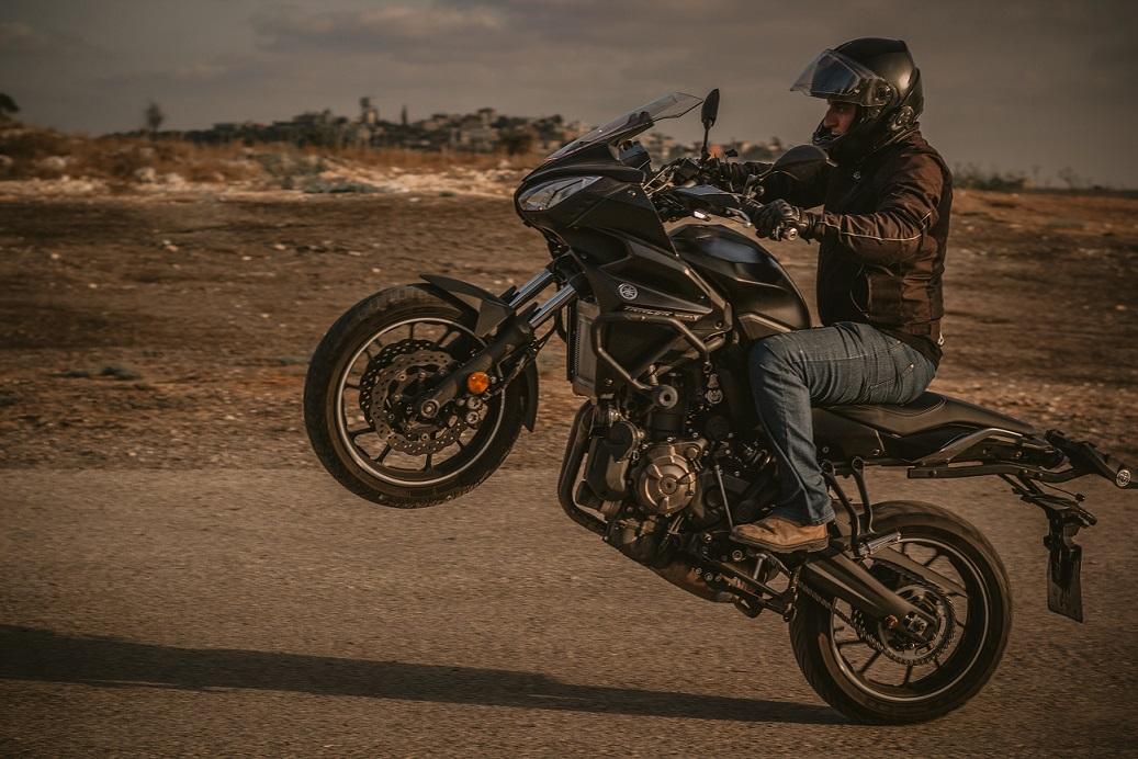 Cómo aprender a conducir una motocicleta