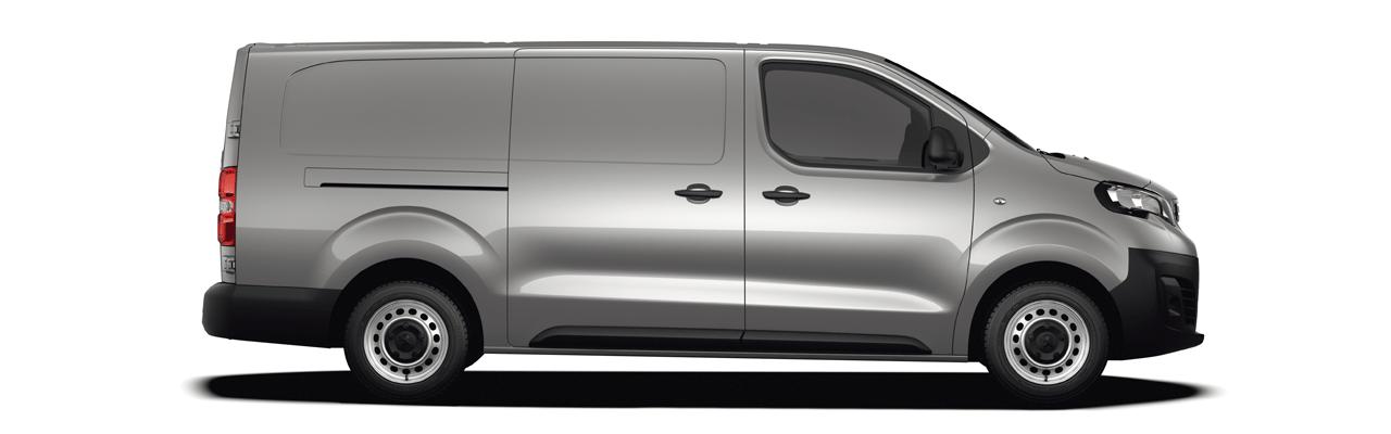 La Peugeot Expert 2020 precio en México tiene un aspecto vanguardista de trazos fluidos