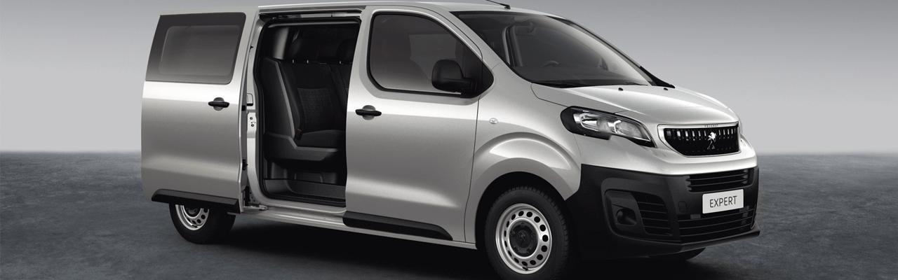 La Peugeot Expert 2020 precio en México tiene diferentes tecnologías de asistencia al conductor que generan mayor confianza al volante
