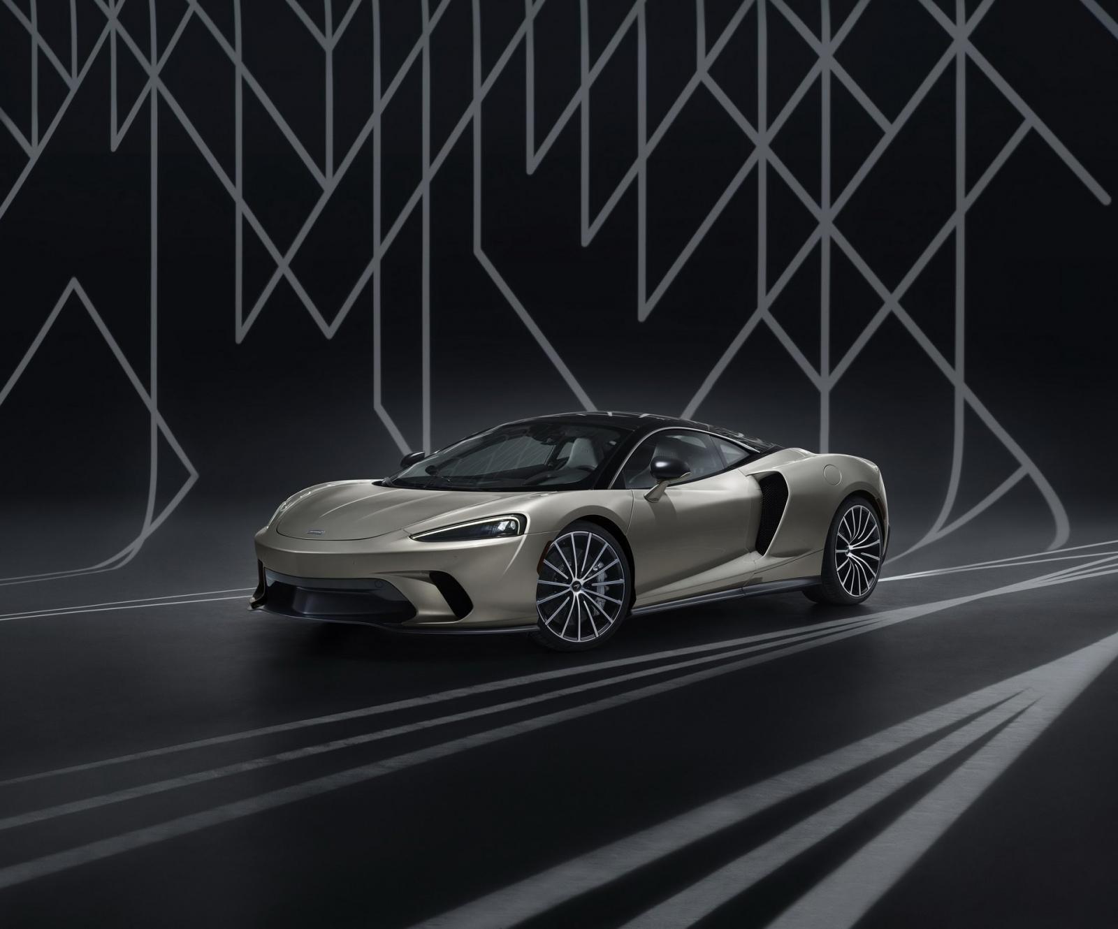 El McLaren GT MSO verá la luz en Pebble Beach, donde será uno de los grandes protagonistas