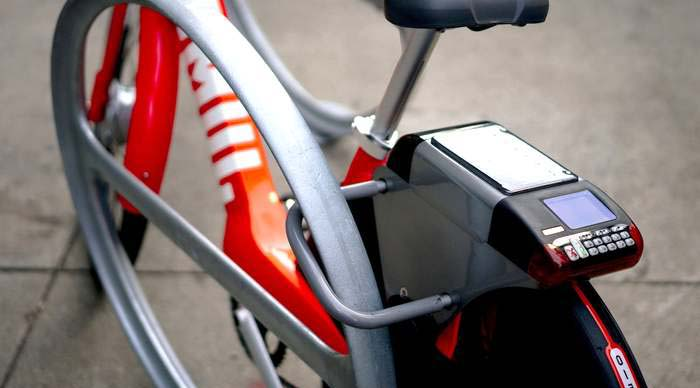 Las bicicletas se podrán usar con la aplicación de Uber
