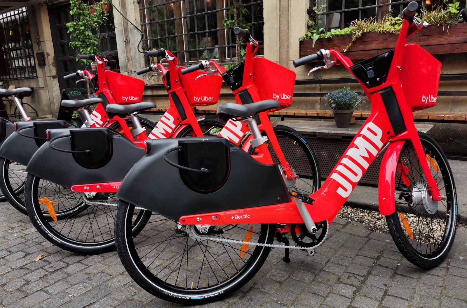 El servicio de bicicletas eléctricas ya está disponible en la CDMX