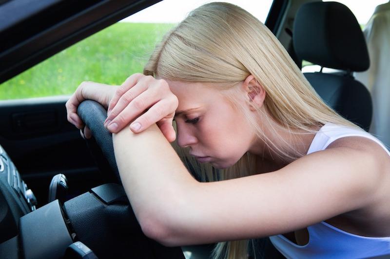 Conducir auto prestado