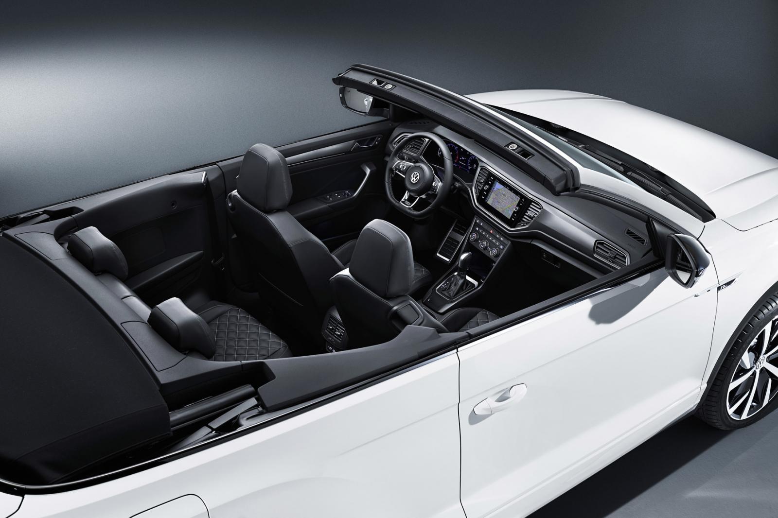 Volkswagen T-Roc Cabrio 2020, la SUV se hace convertible