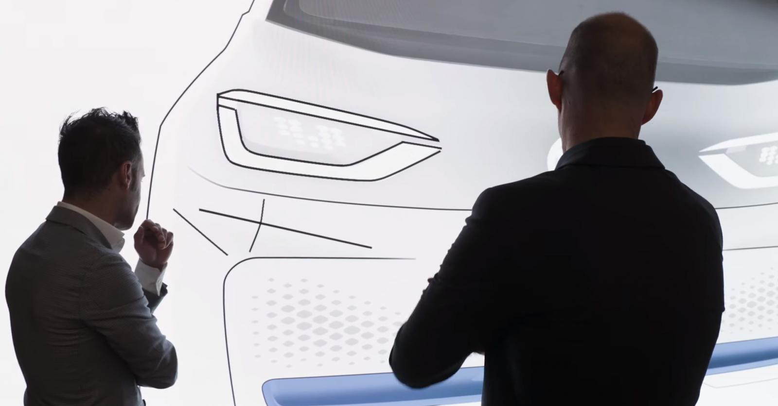 Volkswagen ID.3 proceso creación