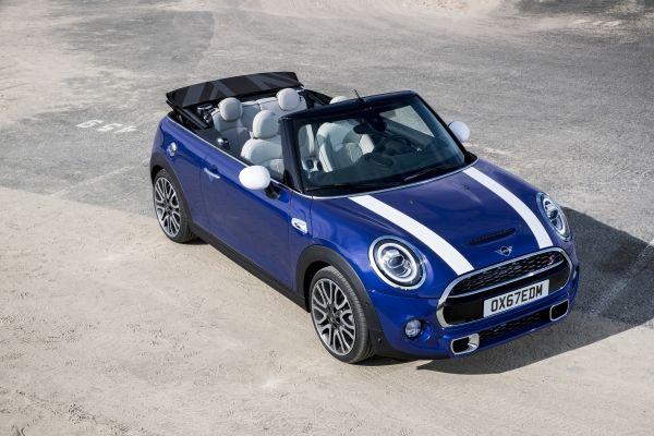 Mini Cooper Convertible 2020 precio en México