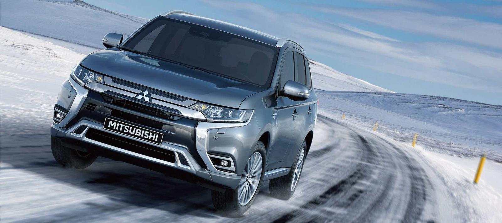 La Mitsubishi Outlander PHEV Limited 2019 registra buen rendimiento de combustible por su sistema híbrido