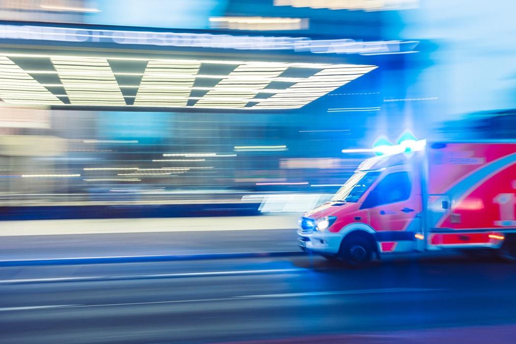 Muchas personas se estresan cuando oyen una ambulancia