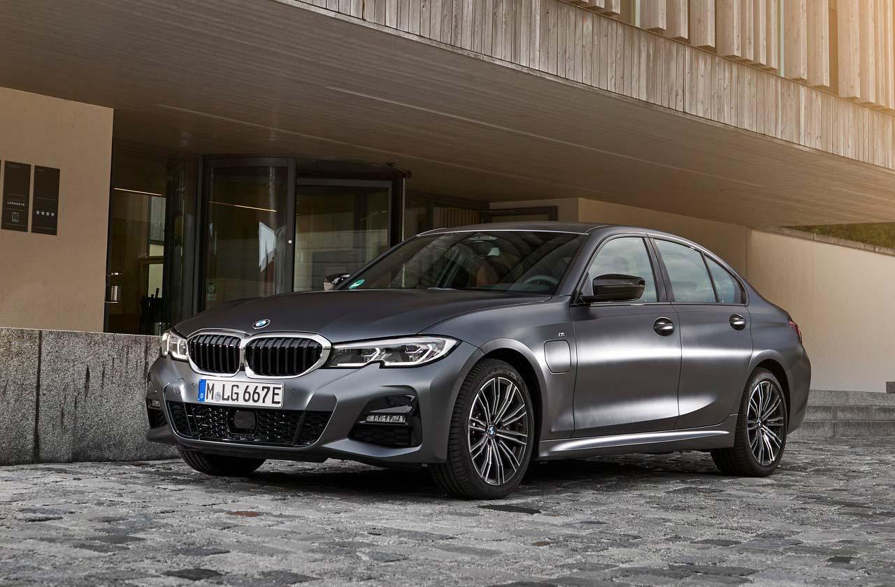 El BMW 330e tiene más potencia y mayor autonomía