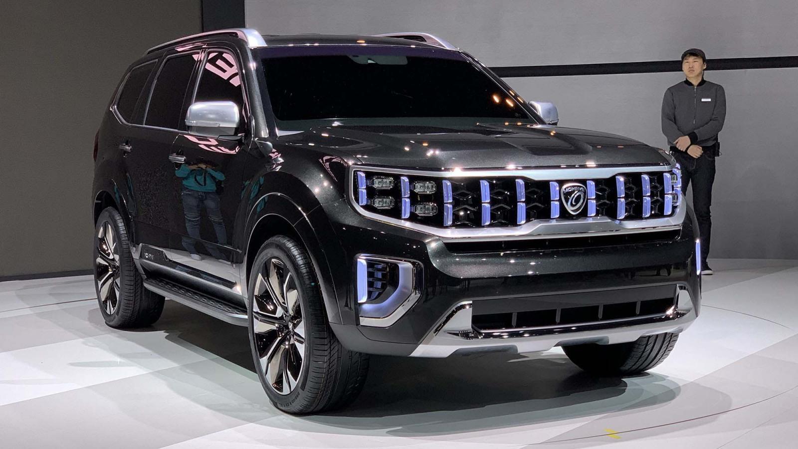 La Kia Mohave the Master buscará una segunda oportunidad para las SUV en Estados Unidos