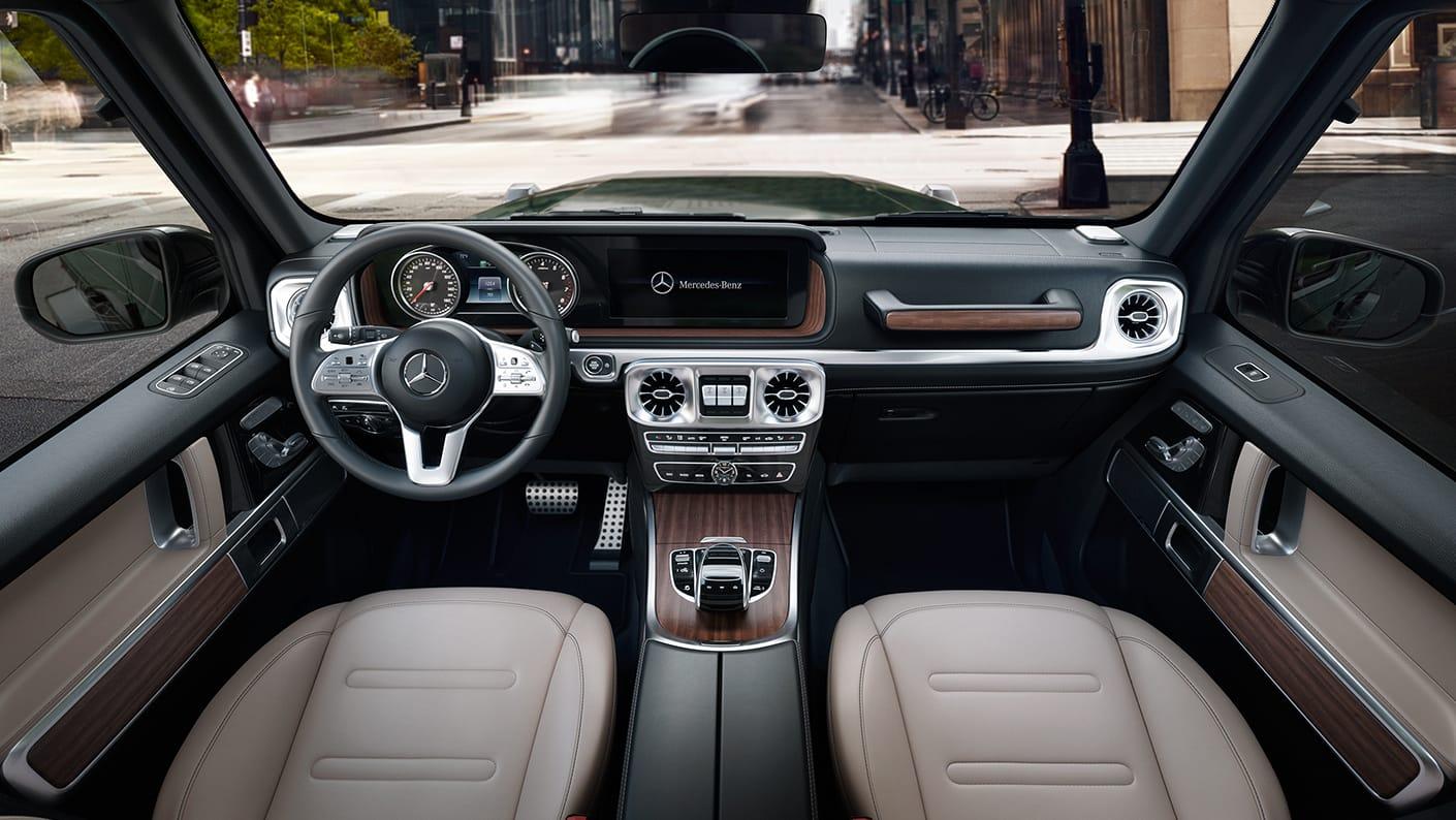 Mercedes-Benz Clase G 2020 precio en México