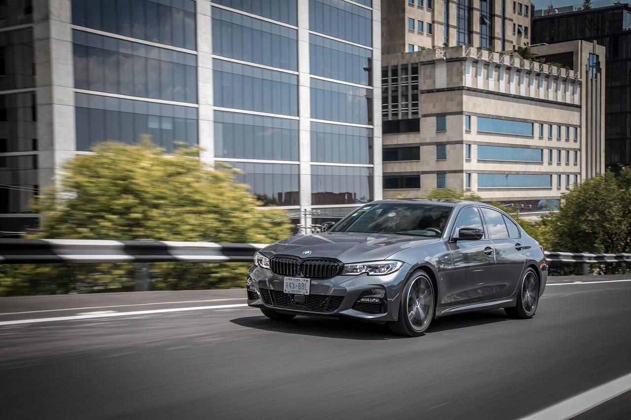 BMW Serie 3 2020 precio en México