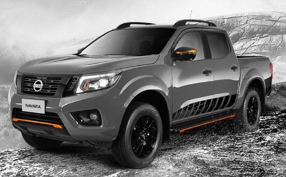 Nissan NP300 Frontier Black Edition