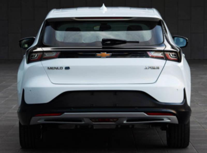 La Chevrolet Menlo EV vería la luz el mes entrante en el Auto Show de Chengdu