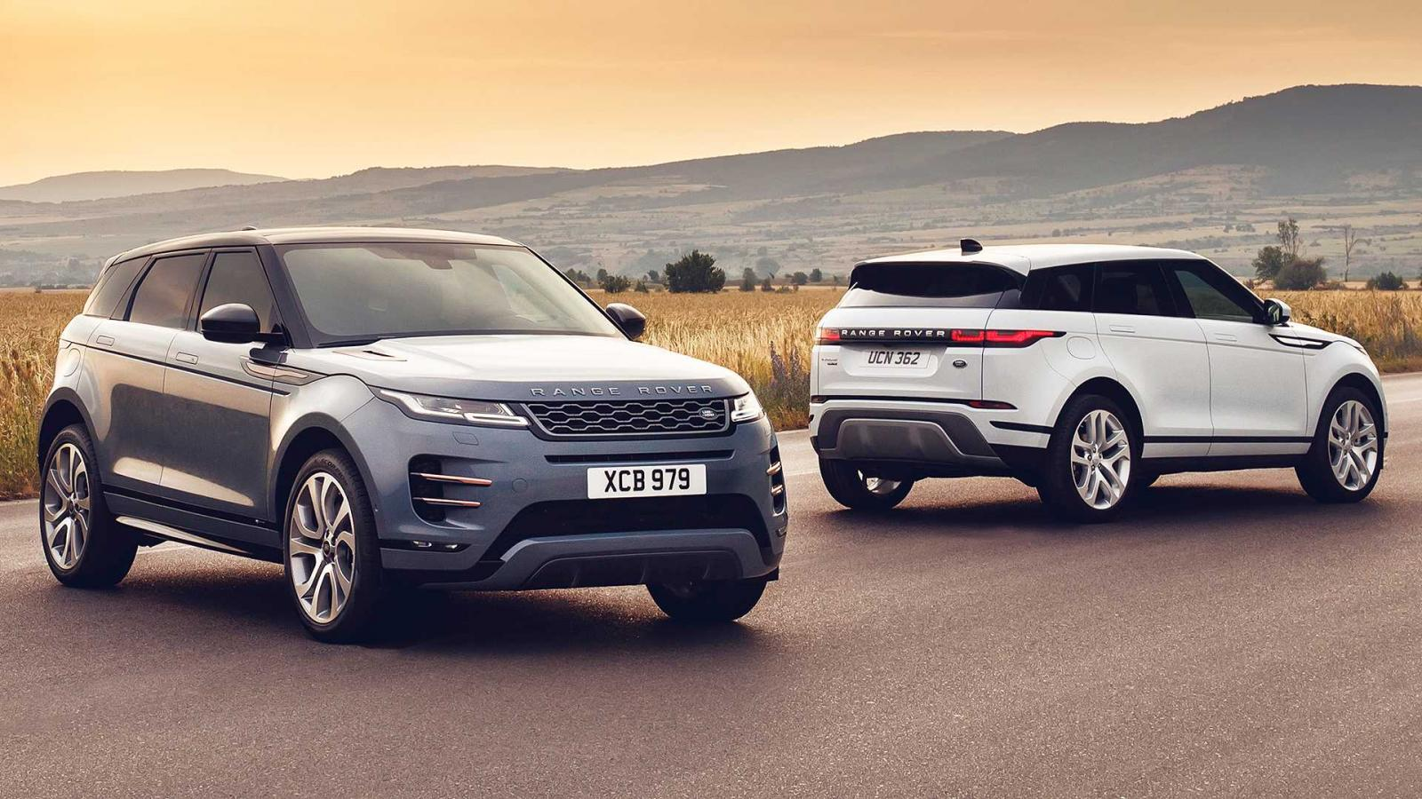 Land Rover Range Rover Evoque R Dynamic HSE 2020 resena ventajas desventajas