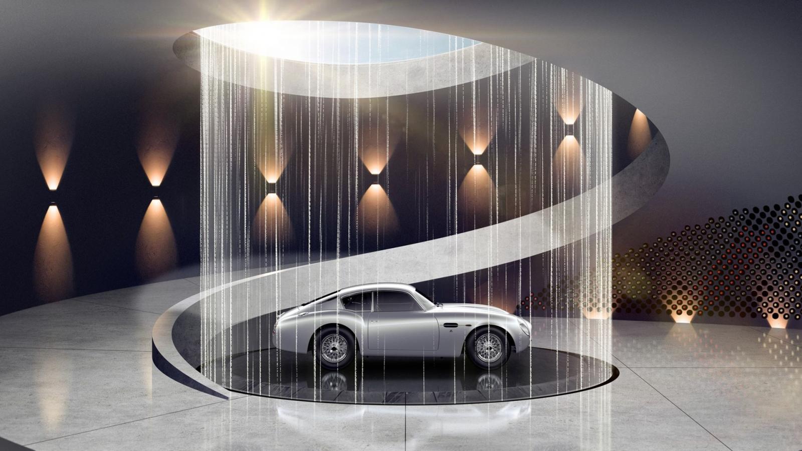 Galerías Aston Martin