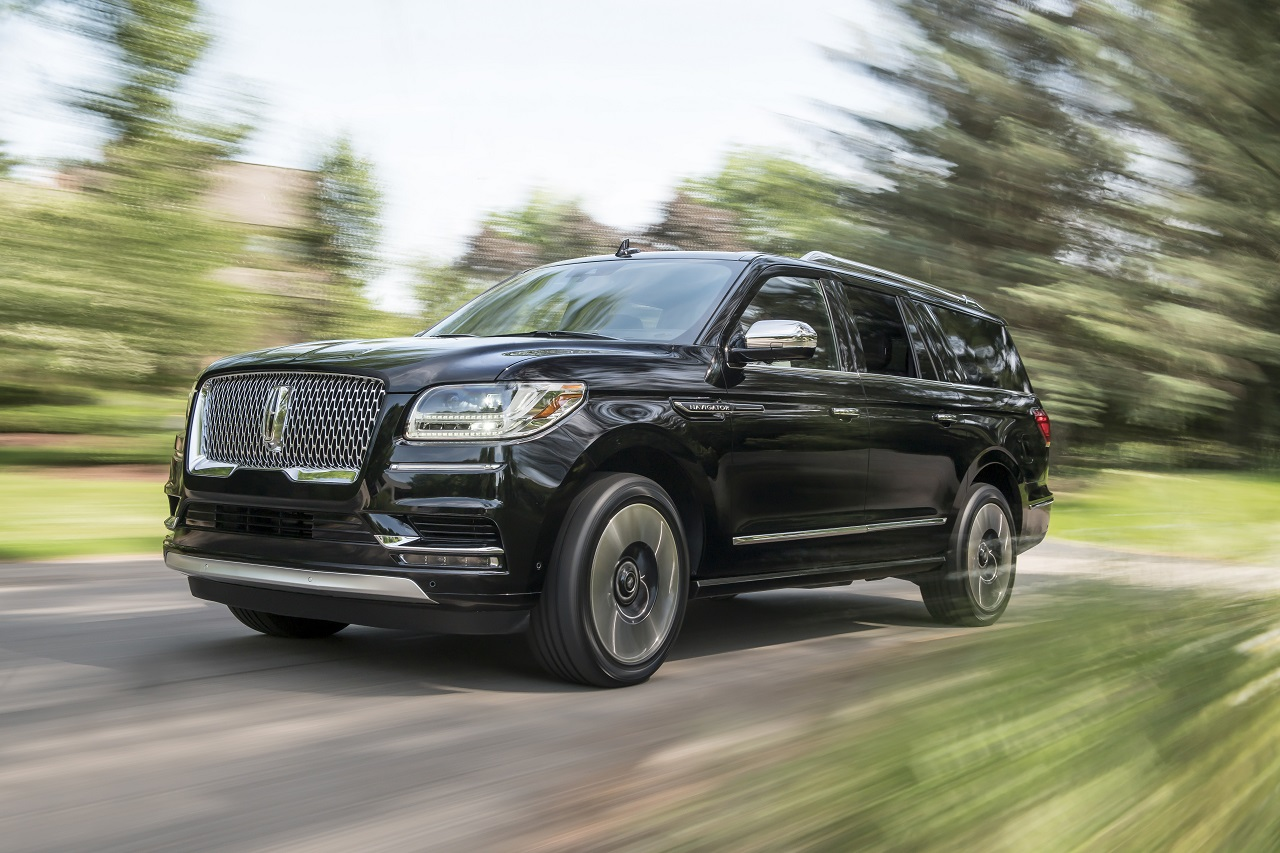 Lincoln Navigator Reserve Larga 2019 resena ventajas desventajas
