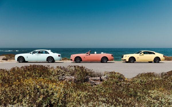Rolls-Royce presentó la 'Pebble Beach Collection 2019'