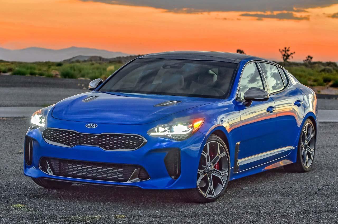 Autos deportivos baratos en mexico Kia Stinger