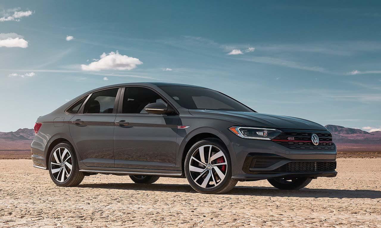 Autos deportivos baratos en mexico Volkswagen Jetta GLI 2019