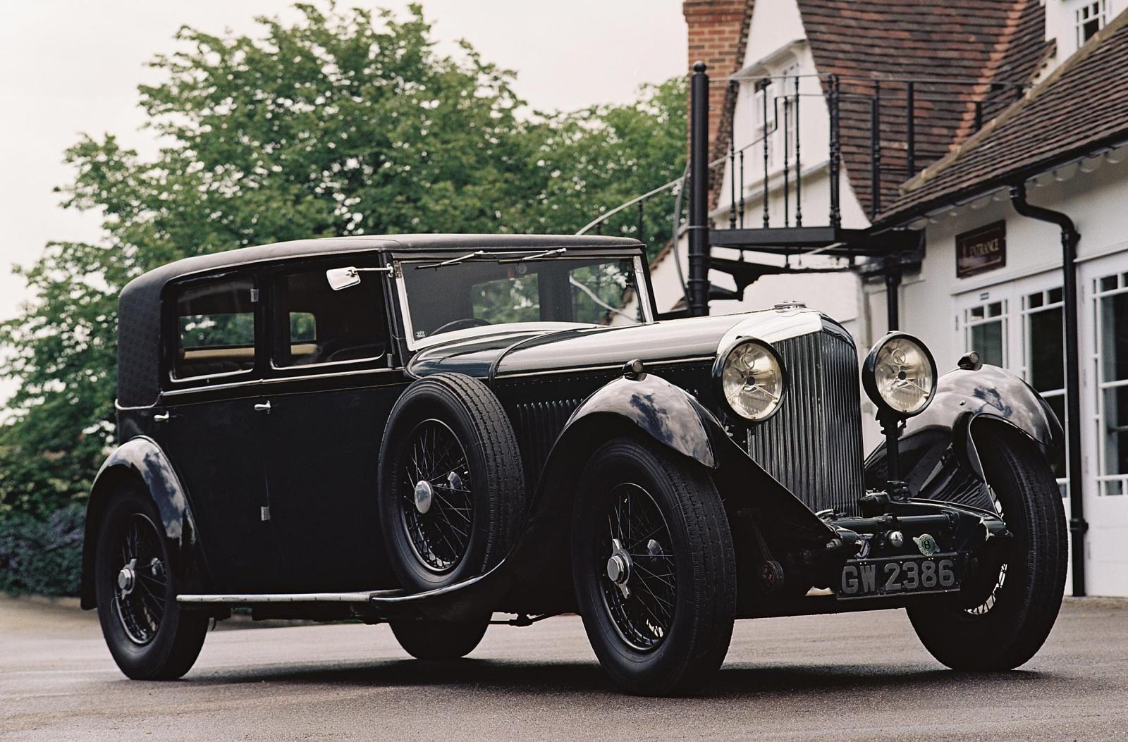 Bentley Gurney Nutting Sports Tourer