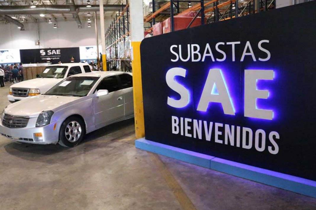 Subastas de carros en mexico