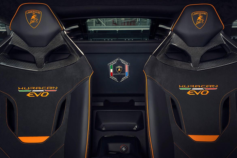 Lamborghini Huracán EVO GT Celebration 2020