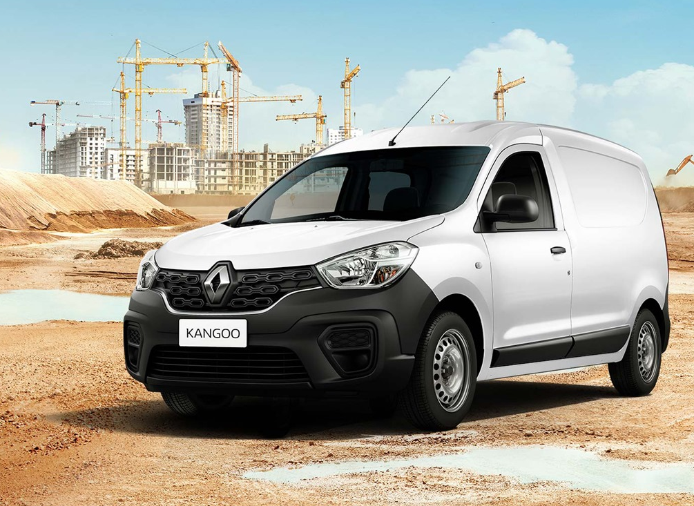 Renault Kangoo Intens Plus 2019 resena ventajas desventajas