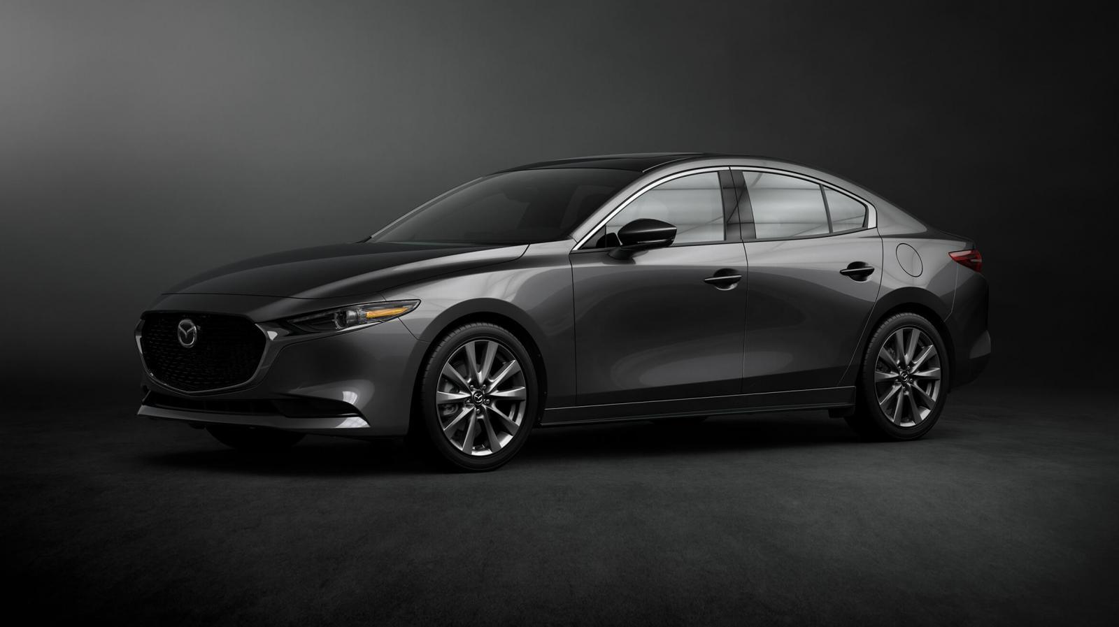 El Mazda 3 Sedán i Grand Touring TA 2019 se alza como el ganador de la batalla