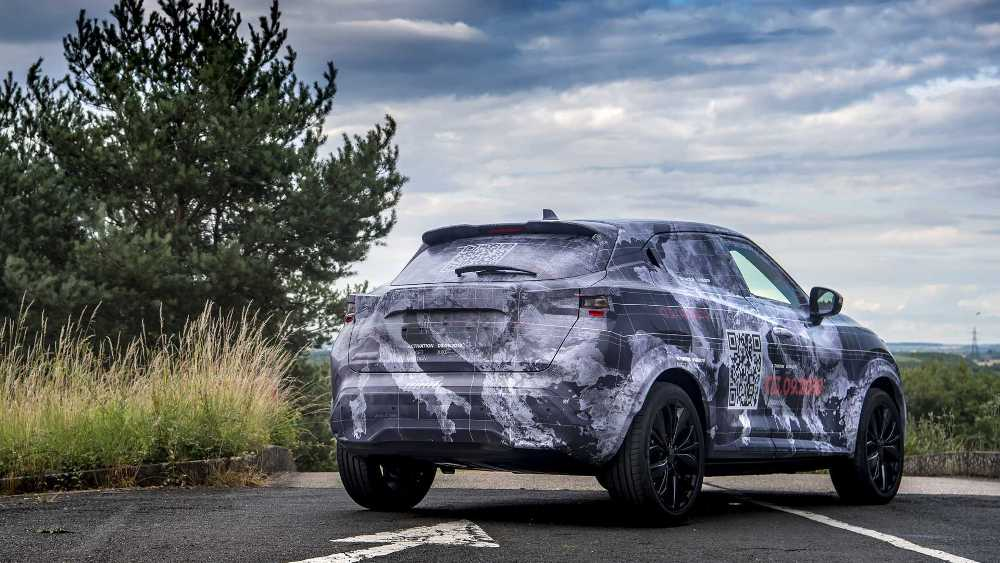 La Nissan Juke 2020 presentará un aspecto más moderno y tecnológico