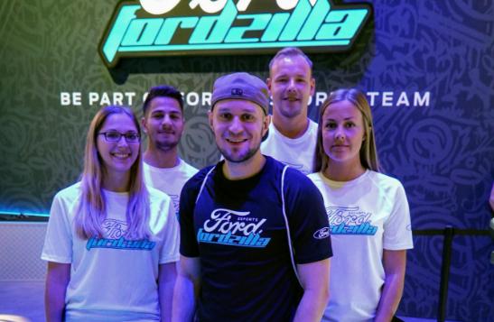 Ford espera reclutar a los mejores pilotos de eSports en Europa