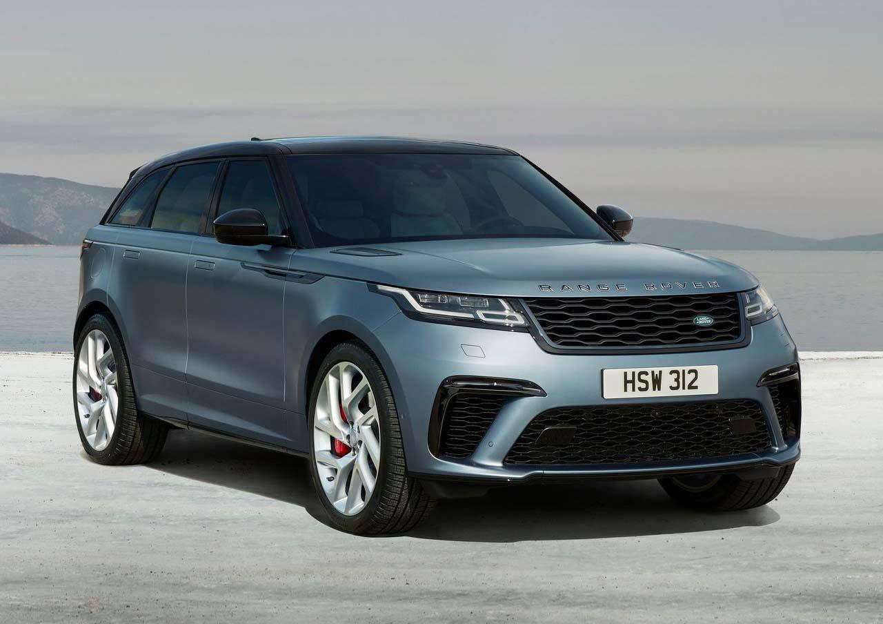 La Land Rover Range Rover Velar 2019 está armada con materiales de gran calidad