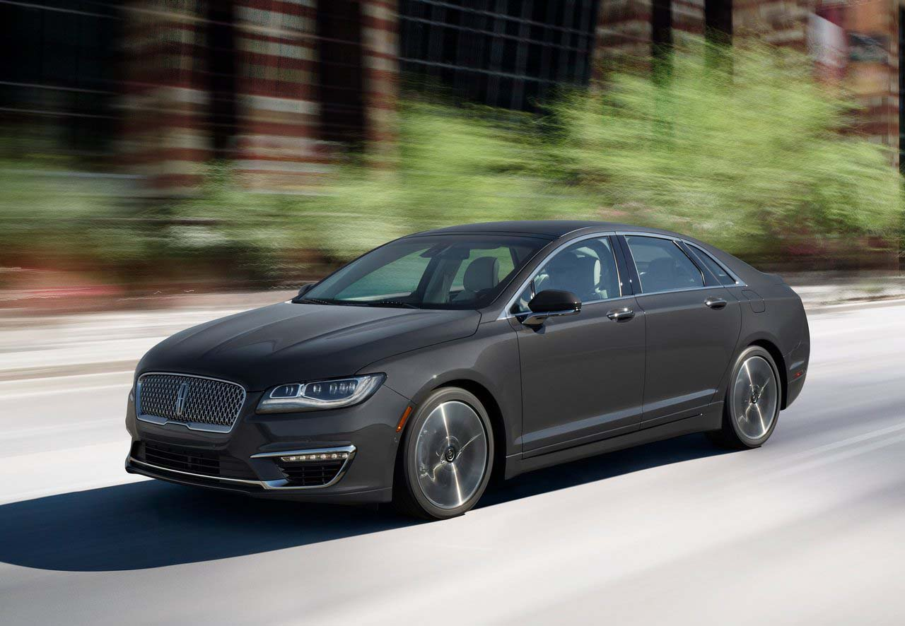 Los Lincoln MKZ del 2015 tendrán que ir a revisión