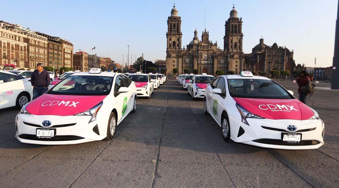 Los nuevos taxis pueden ser vehículos híbridos