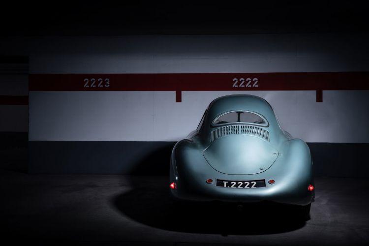 El único Porsche Type 64 se queda sin venderse por un malentendido con las pujas